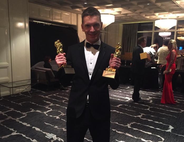 Наши лучшие! Сразу два порно-Оскара у российского актера...