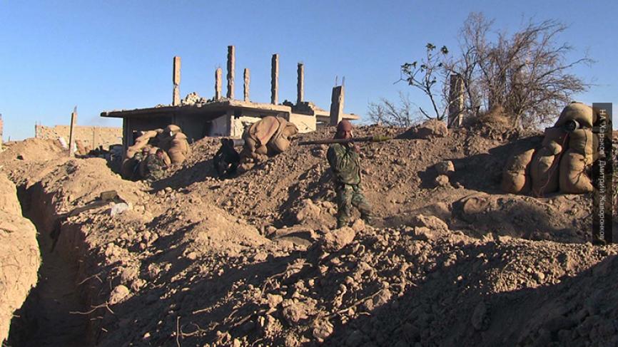 Минобороны РФ сообщило о гибели российского генерал-лейтенанта в Сирии
