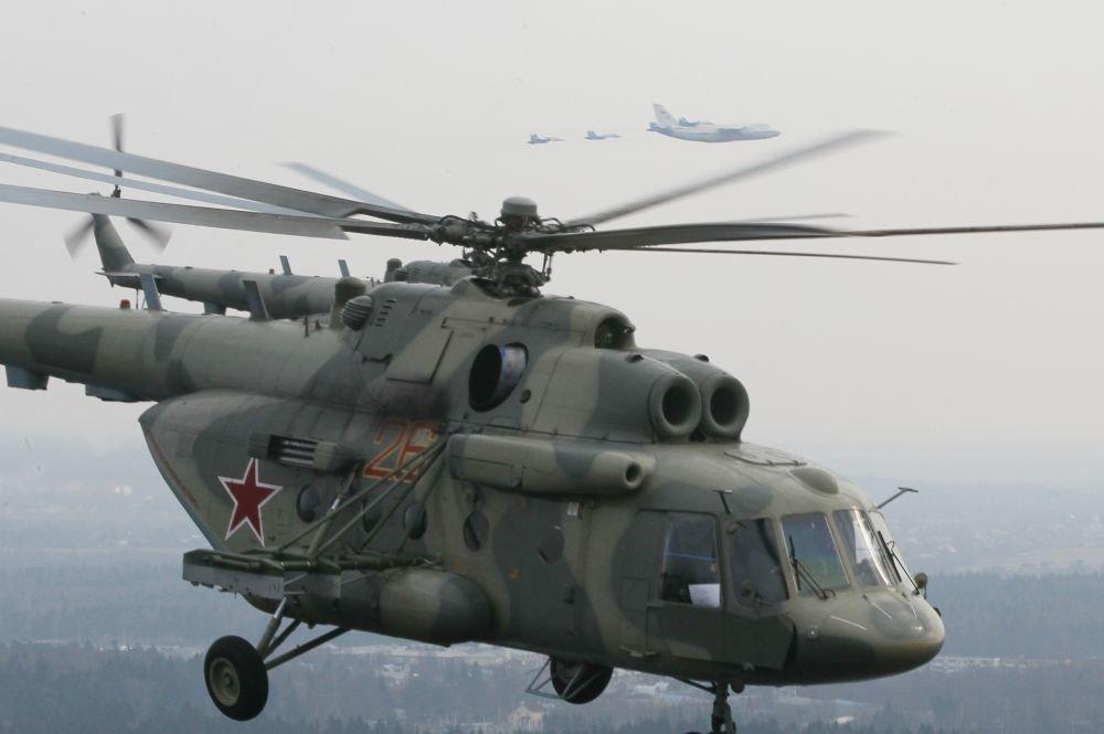 В РФ создали вертолет для спецназа с учетом сирийского опыта