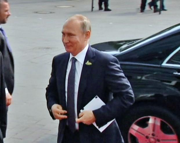 Вассерман прокомментировал первую встречу Путина и Трампа