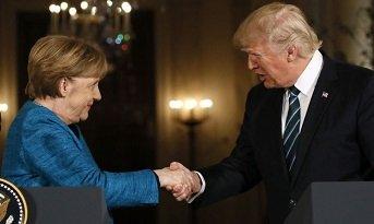 Вассалитет Германии по отношению к США остаётся незыблемым