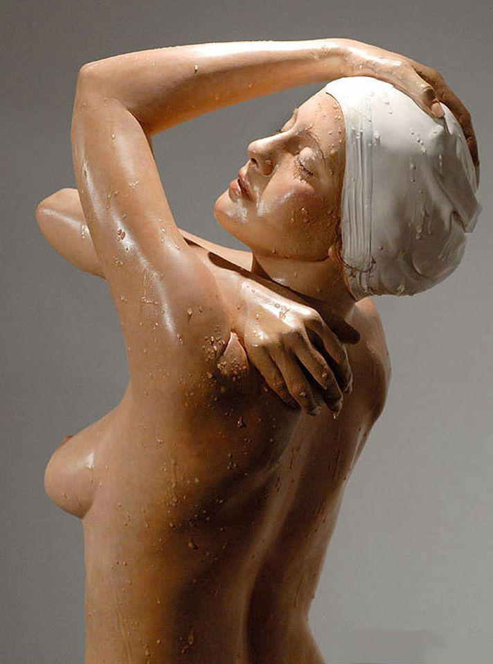 Реалистичные скульптуры
