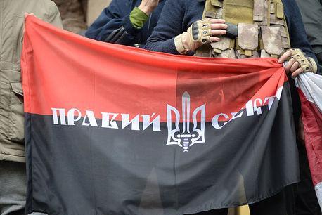 МВД Украины: Ярош ставит себя выше закона