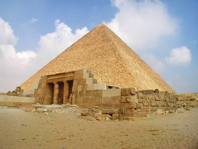 Война, золото и пирамида… Хеопса (часть четвертая)
