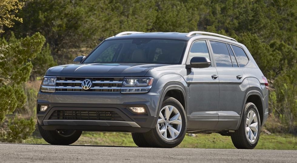 Оглашены сроки выхода Volkswagen Teramont в РФ