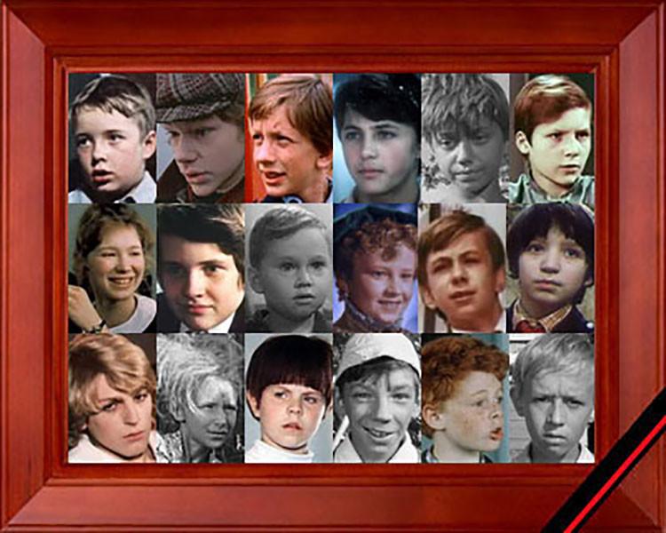 Пост памяти: дети в кино (27 фото)