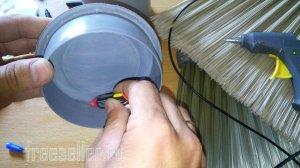 Изготовление подставки для ножей с наполнителем