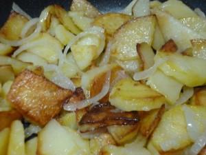P1020694 300x225 Картошка жареная по домашнему   Gurmel