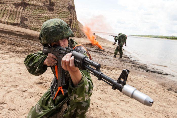 «Ратники» идут: стали известны планы сухопутных войск РФ в 2017 году