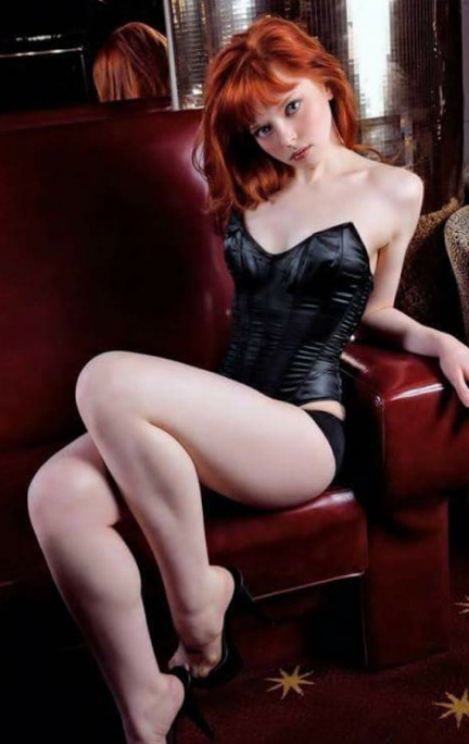 Busty redhead temptress gets fucked for cum on her pretty face № 1541627  скачать