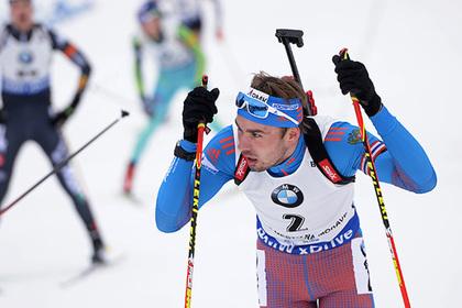 Шипулин победил в индивидуальной гонке на этапе Кубка мира по биатлону