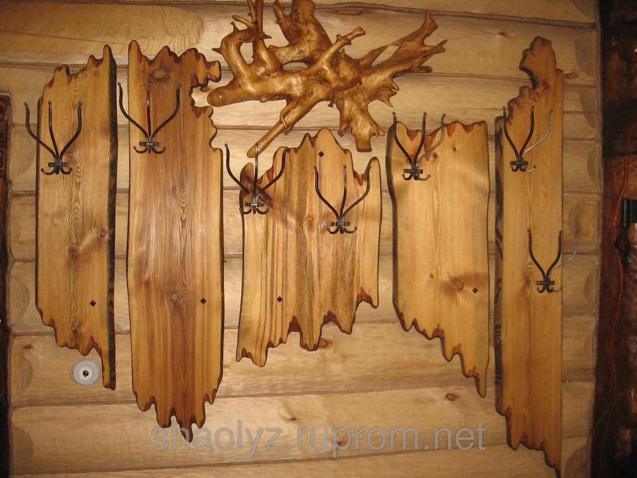 50 идей декора из дерева своими руками: из спилов, бревен 47