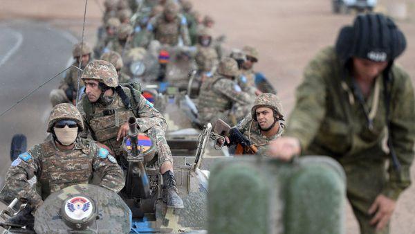 Пашинян: Армения инамиллиметр неуклонится отгуманитарной миссии вСирии