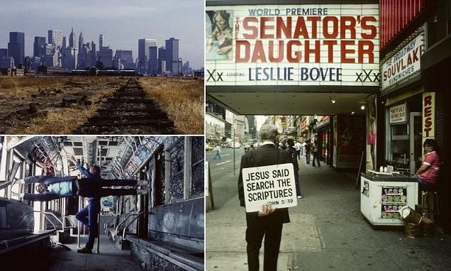"""Другая сторона """"Большого яблока"""": опасные улицы Нью-Йорка 80-х годов"""