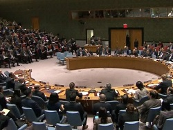 Совбез ООН единогласно одобрил расширение санкций против КНДР