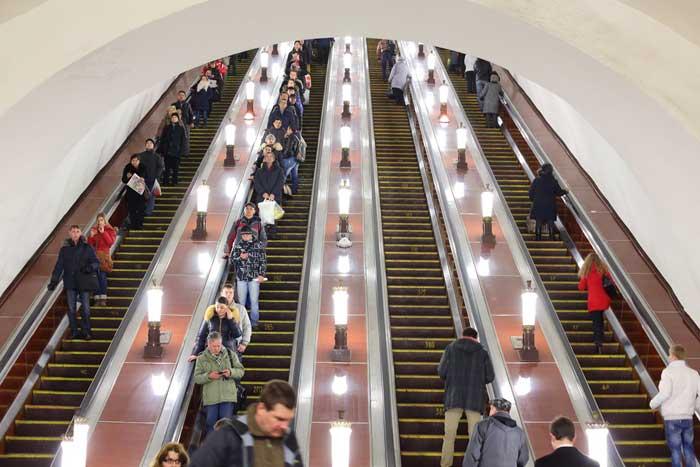 Рекорды метро разных стран мира