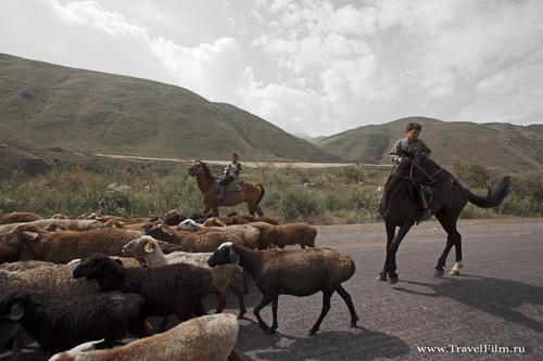 Интересное про Кыргыстан www.TravelFilm.ru