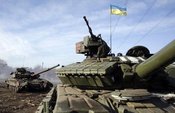 ВСУ подтянули к линии соприкосновения САУ и танки — НМ ЛНР