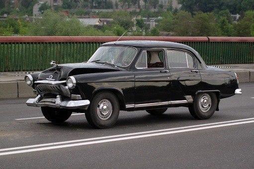 """Поговорим о """"безопасности"""" старых автомобилей..."""