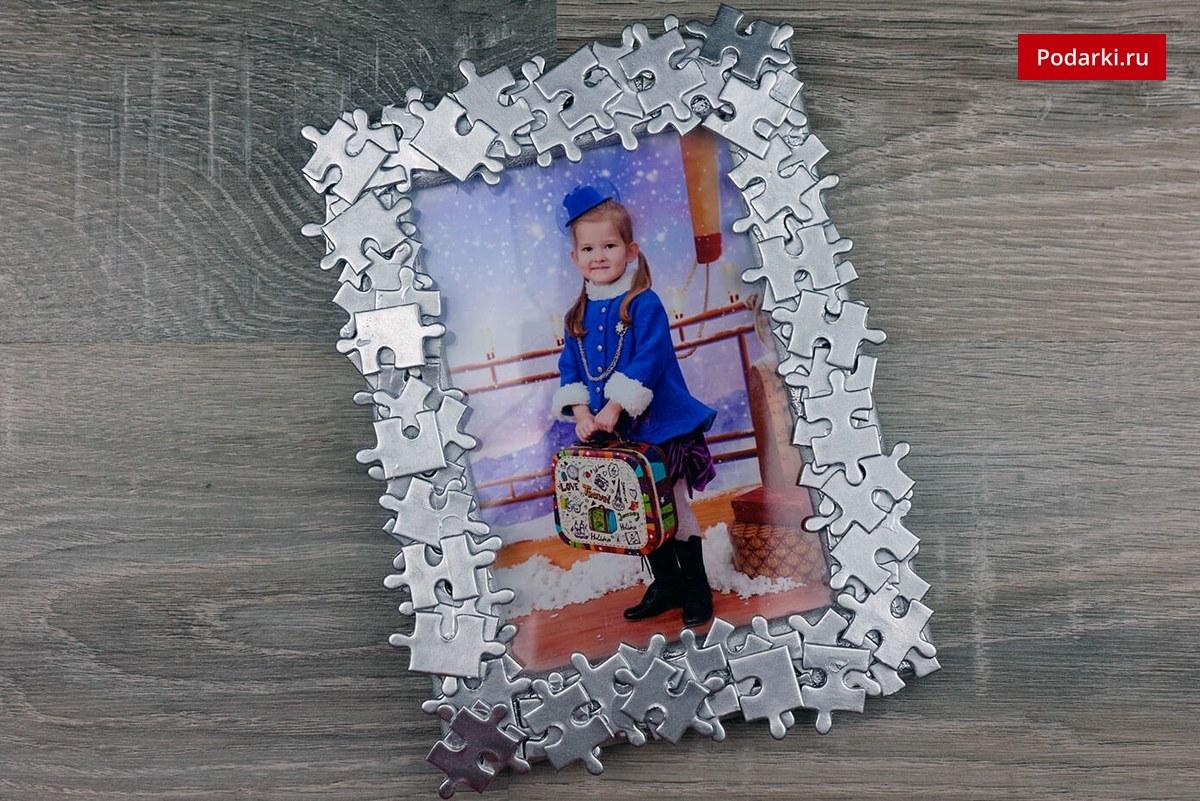 Как сделать рамку руками детскую