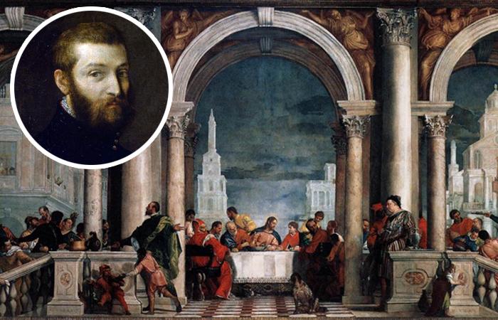 За что был предан суду инквизиции Веронезе - автор картины, на которой изображена Тайная вечеря