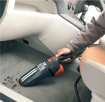 Автомобильный пылесос: дельные советы по выбору