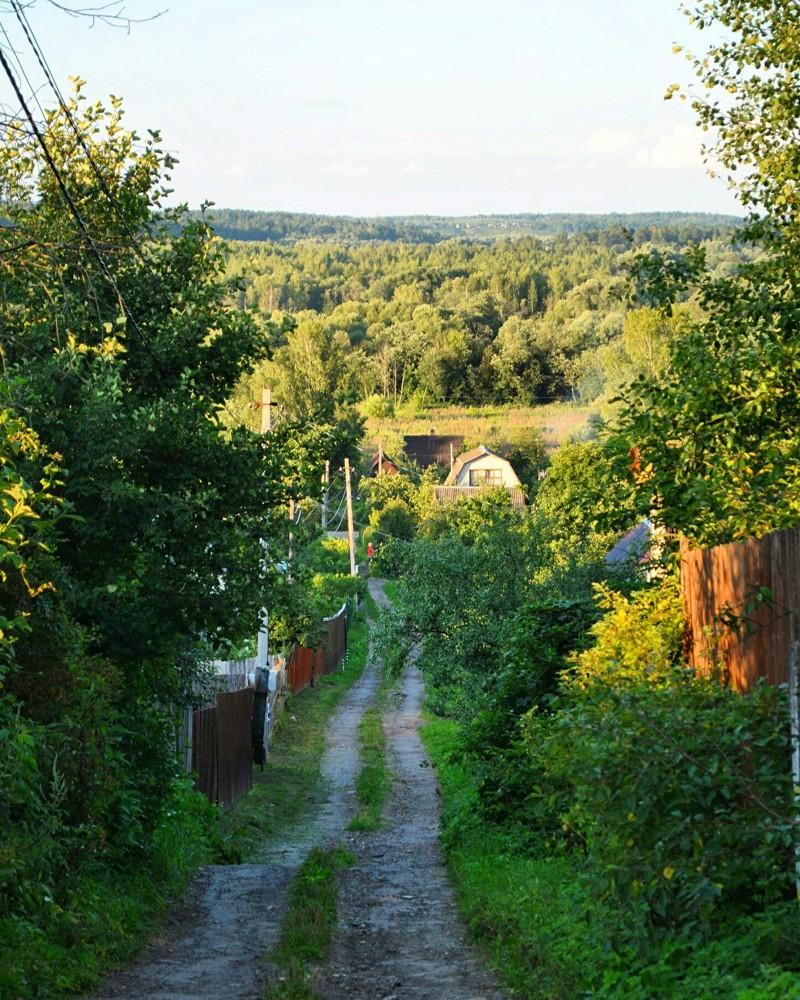 Калужская область глубинка, деревня, красиво, лес, россия, село, фото