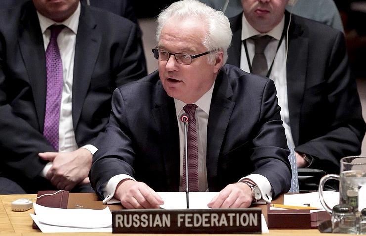 Чуркин: СБ ООН согласовал текст резолюции по Алеппо и проголосует 19 декабря