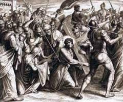 Великий Понедельник (Начало страстной недели) у православных христиан
