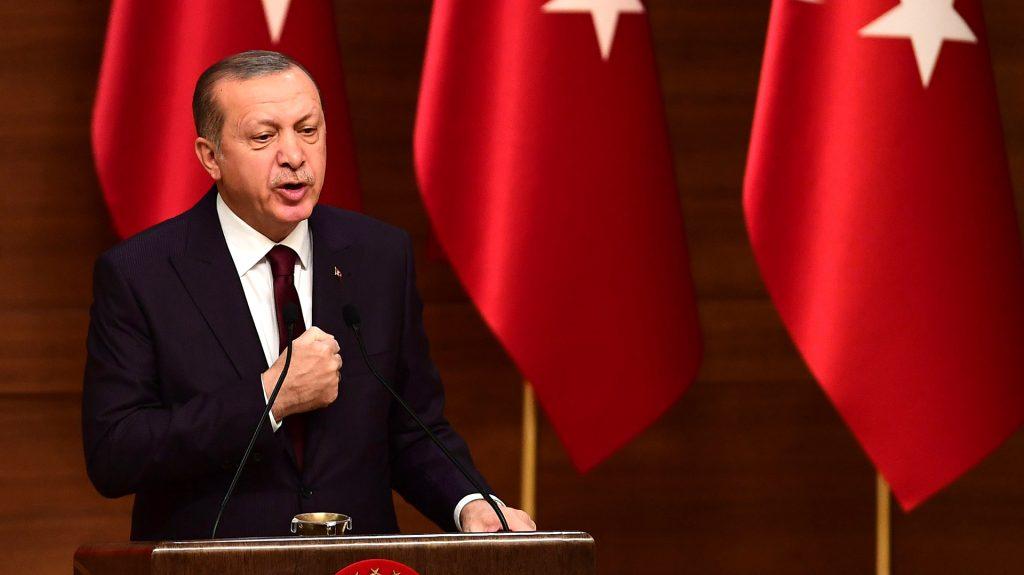 Эрдогана не устроили извинения НАТО за антитурецкую провокацию в ходе учений