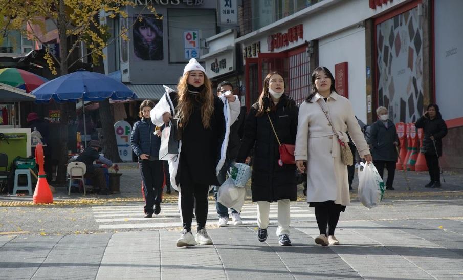 Не все корейцы стройные благодаря генетике