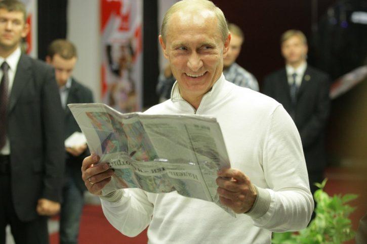 Киевская газета: Обрушившийс…