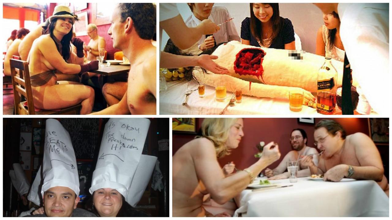 ТОП -7 странных ресторанов, в которые лучше не ходить, чтобы сберечь нервы — ЕЩЁ