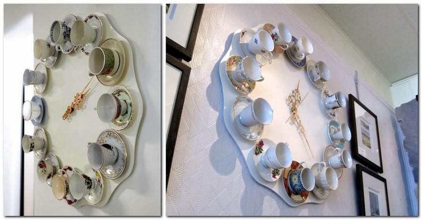 7 креативных и практичных идей декора из простых старых чашек