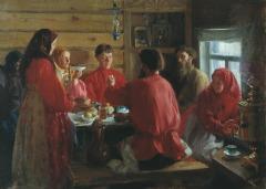 Домочадцев день, или Рождественский мясоед - 10 января