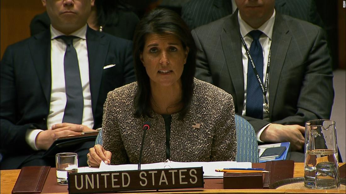 TV5 Monde: США угрожают Северной Корее полным уничтожением