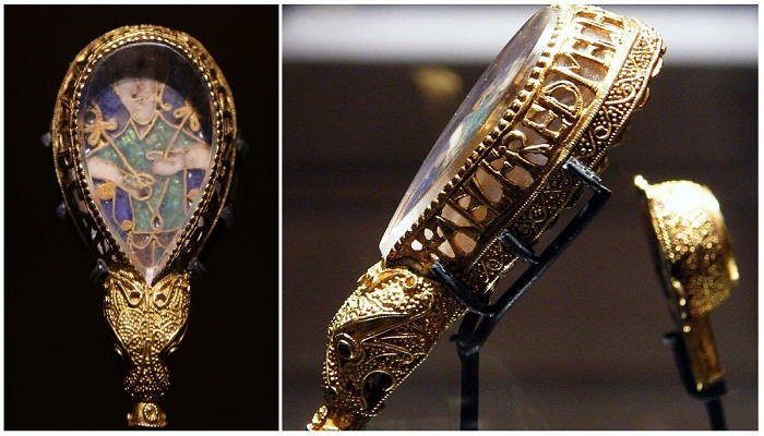 Драгоценность Альфреда — случайно обнаруженное сокровище, ставшее настоящей сенсацией