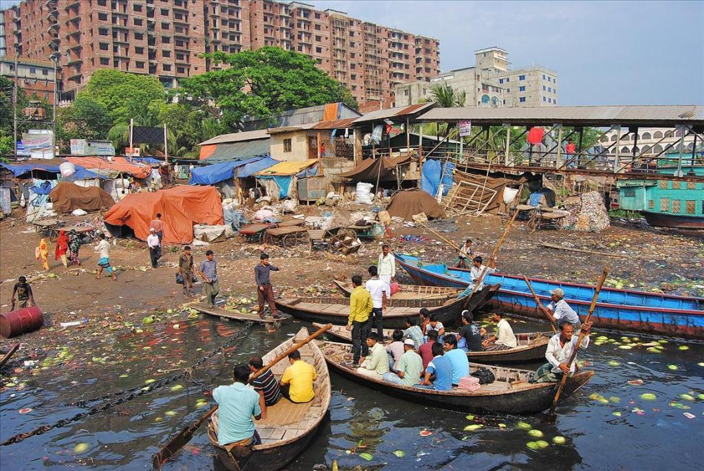 Дакка: хроники социальной помойки или как пережить 5 дней в ужасном мегаполисе