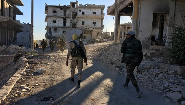 Новости Сирии. Сегодня 4 декабря 2016