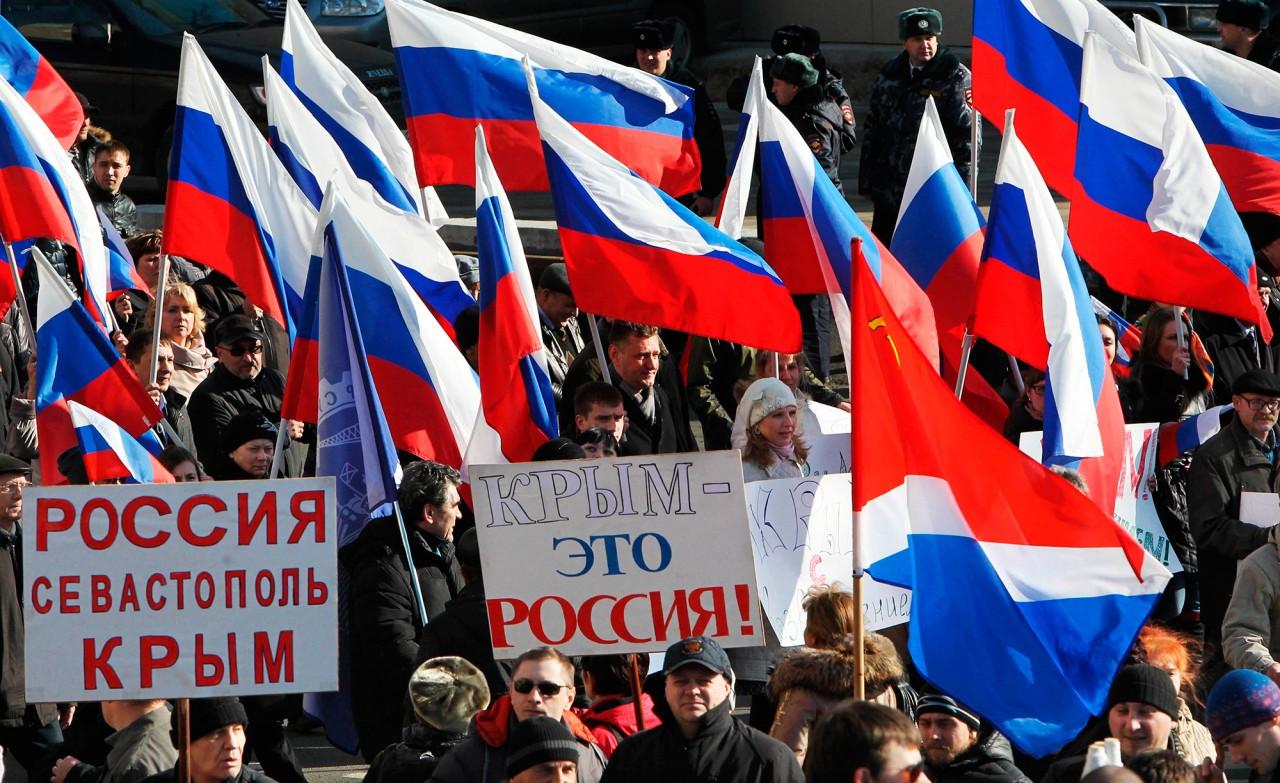 Что было бы, если б Крым не вернулся в Россию