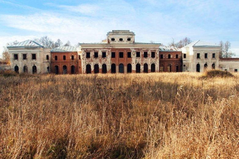 Усадьба Чернышевых архитектура, заброшенные усадьбы, имения, путешествия, россия, туризм