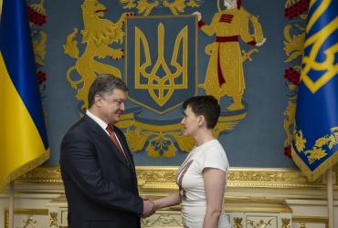 Если Порошенко пойдет на второй президентский срок, то его ждет судьба хуже, чем у Януковича - Савченко