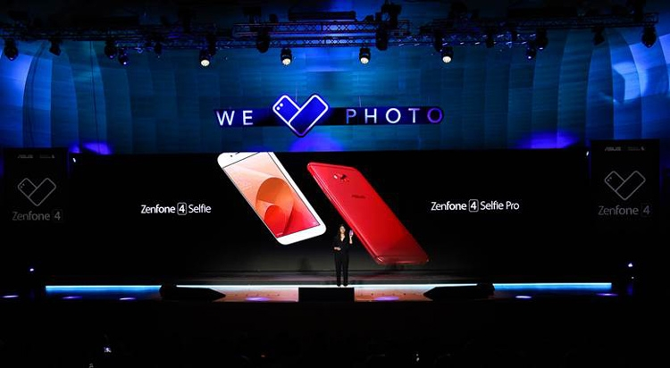 ASUS объявила официальные цены на смартфоны ZenFone 4 в России