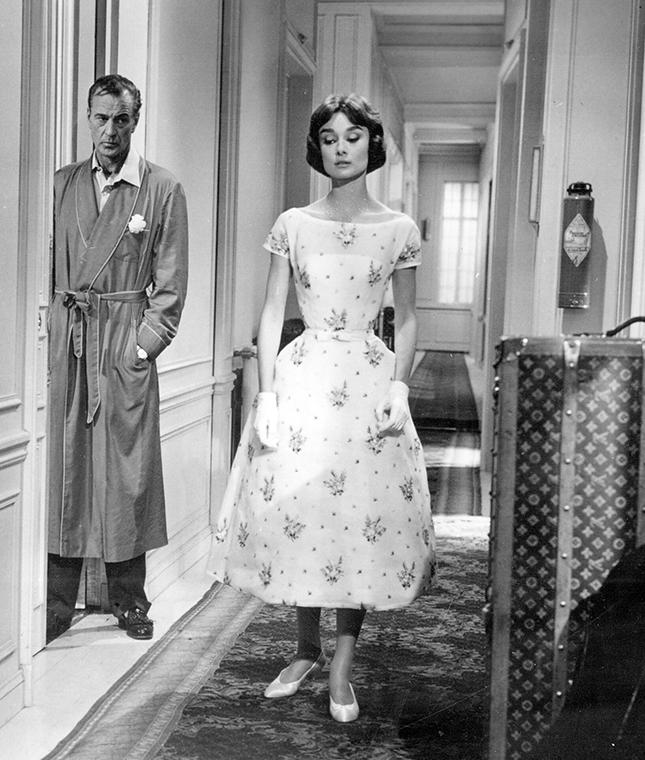 Платья в мелкий цветочек, как в фильме «Любовь после полудня»