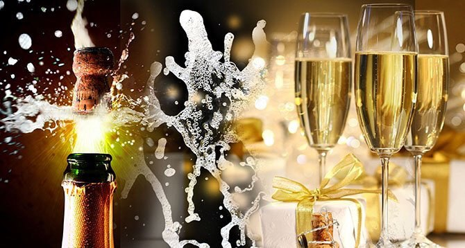 Минфин ввело минимальную розничную цену на шампанское