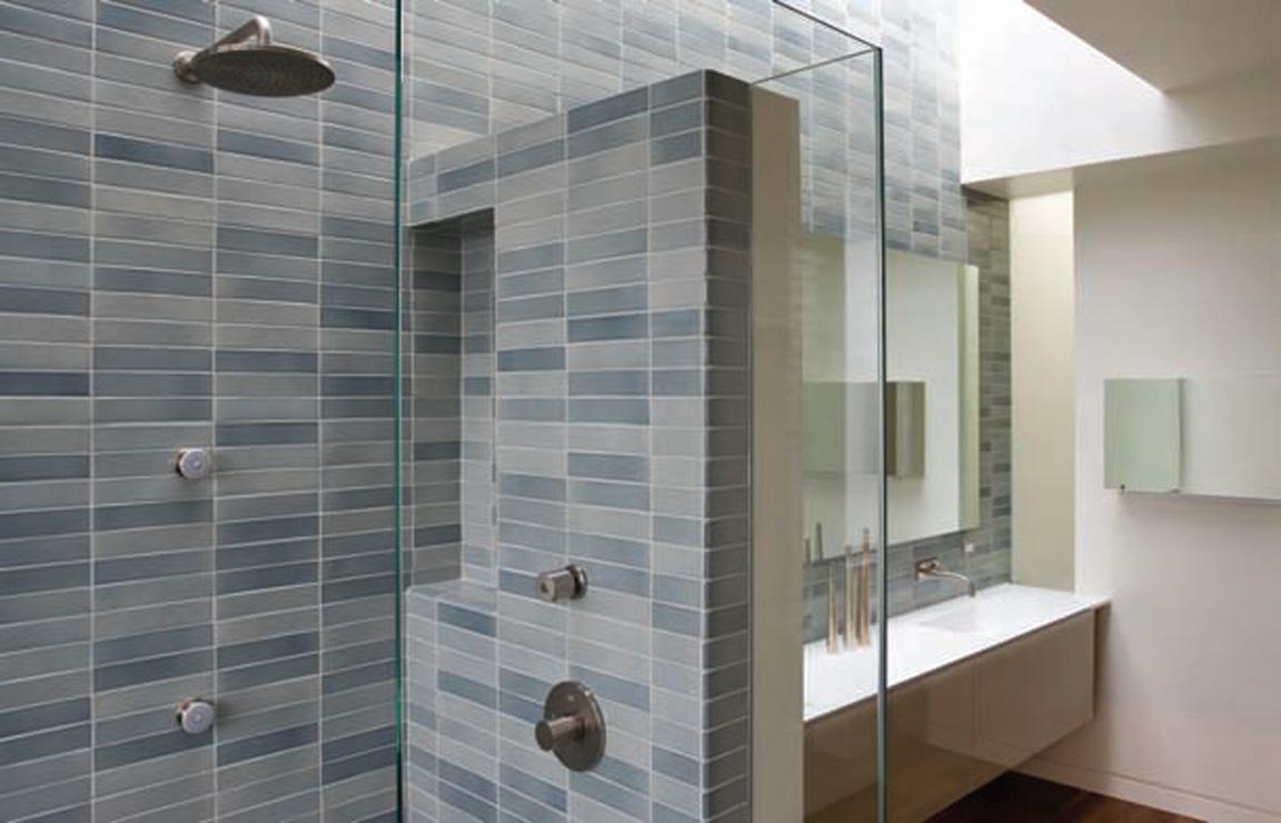 Shower ceramic tile ideas