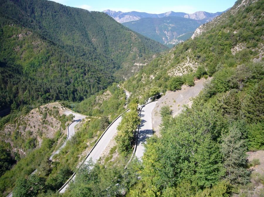 Col De Turini - Франция