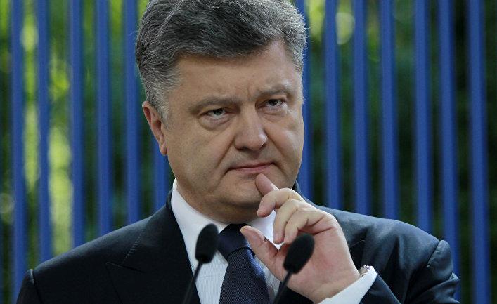 Порошенко: Мы готовы дать отпор полномасштабной российской агрессии!