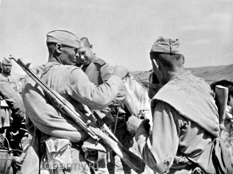 Одна винтовка на троих в 1941 году: выдумка или правда