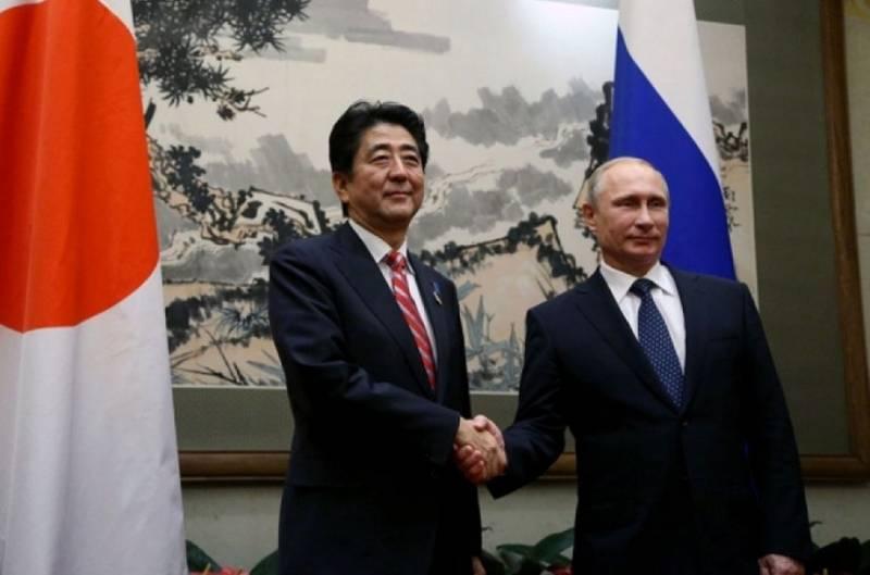 Москва и Токио активизируют переговоры по мирному договору